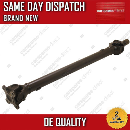 FRONT PROPSHAFT FOR A BMW X5//X6 4.8//4.4 2007/>2010 26207556020 *BRAND NEW*