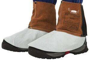 Weldas per saldatura delle ghette Ghette, Saldatore calzature di sicurezza protezione PPE di alta qualità