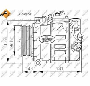 NRF-Compressor-air-conditioning-EASY-FIT-32216