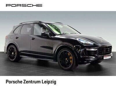 Annonce: Porsche Cayenne Turbo S 4,8 Tip... - Pris 0 kr.