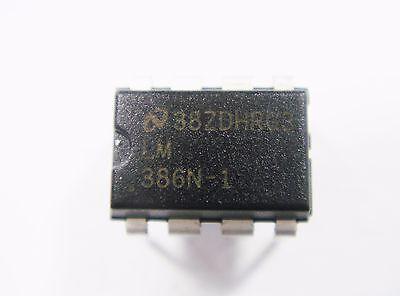 1Set LM386 Super MINI Verstärkerplatine 3V-12V Bausatz M5RSDE
