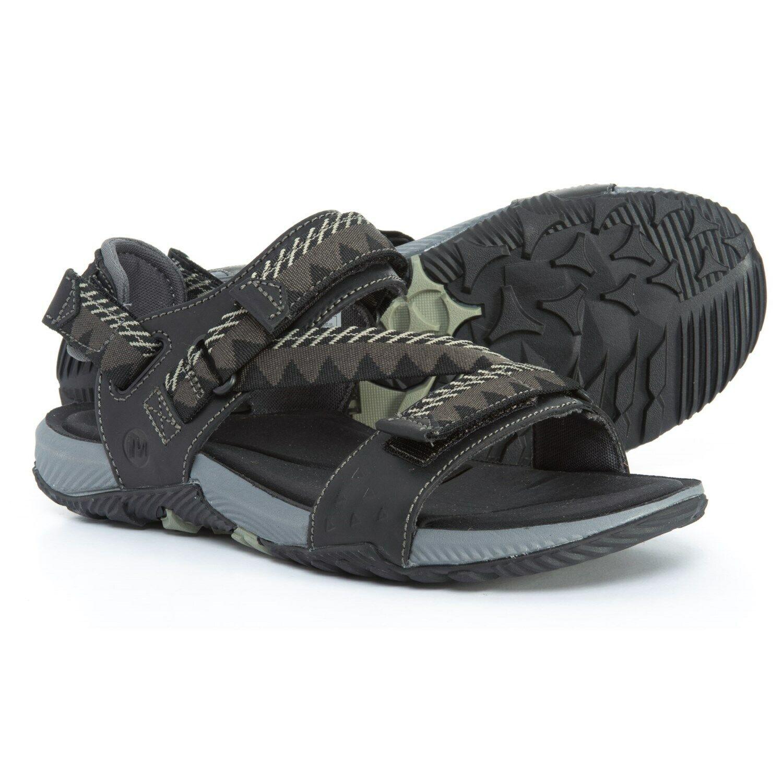 27a190f89020 Merrell Terrant Convert Sandals Black Mens 13 J93915 for sale online ...
