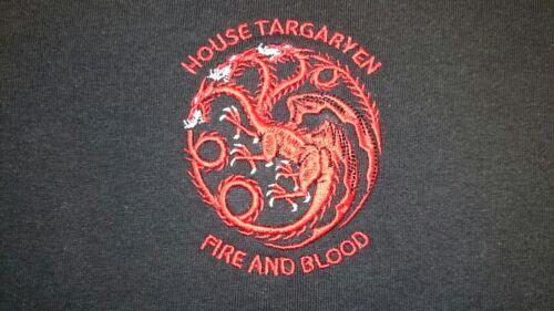 GAME OF THRONES HOUSE TARGARYEN POLO SHIRT