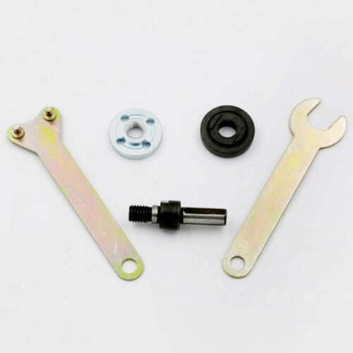 5x Grinder Wrench Spanner Lock Nut Flange Angle Fit For Dewalt