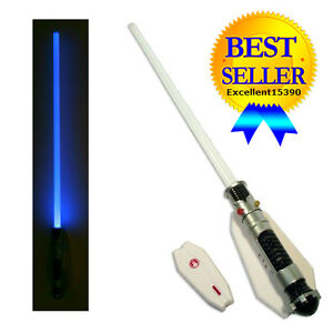 Star wars remote control wireless new light lightsaber room wall image is loading star wars remote control wireless new light lightsaber mozeypictures Images