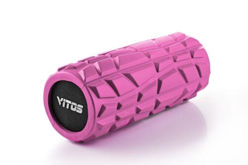 Vitos Fit Massage Foam RollerExercise Stretch Massage Tool Deep Tissue Fitnes