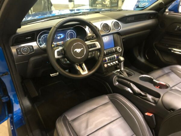 Ford Mustang 5,0 V8 GT Convertible aut. - billede 2
