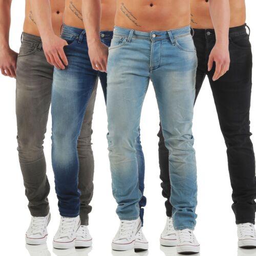 4 Farben GLENN DASH INDIGO JACK /& JONES Herren Jeans Hose Slim Fit