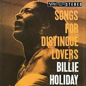 Billie-Holiday-Songs-For-Distingue-Lovers-New-Vinyl-LP