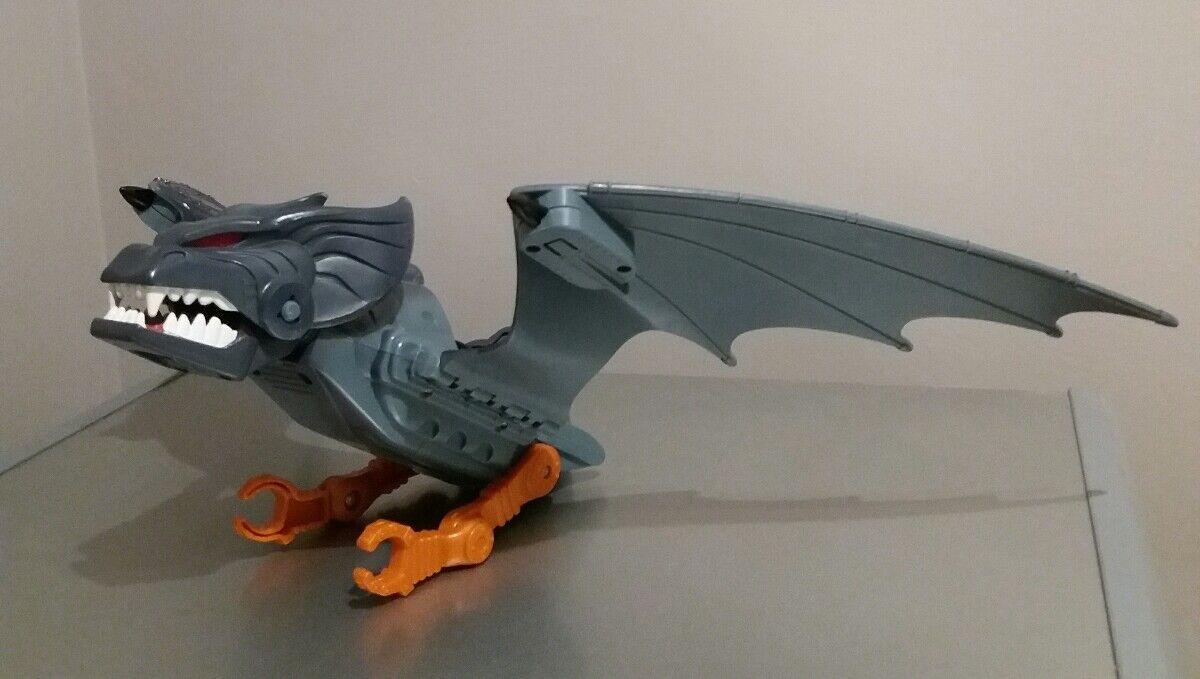 Very Rare Batman Sky-Bat Legends of Batman Action Figure Vehicle Kenner 1996