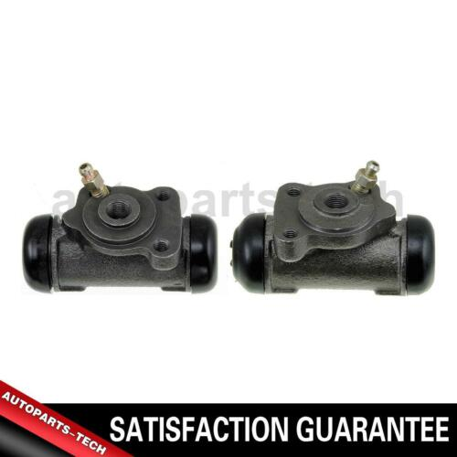 2x Dorman First Stop Rear Left Right Drum Brake Wheel Cylinder For Camry