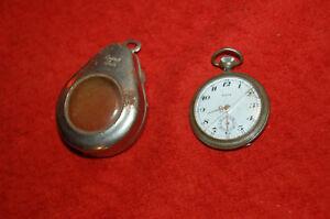 3d8ef62a56 Ancienne montre à gousset ? - Bata + boite Argus - vitre cassée | eBay