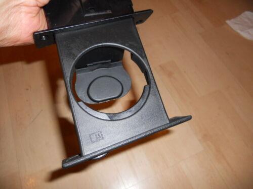 BMW E60 525 528 530 545 OEM Front Passenger Side Black Cupholder Cup Holder