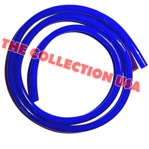 "38/"" Blue Fuel Hose Yamaha Motorcycle Dirt Pit Bike Motocross Buggy Atv New"