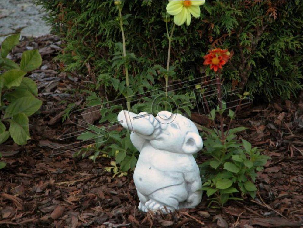 PGoldschenko der Trinker Figur Statue Alkoholiker Skulptur Garten Säufer S101014