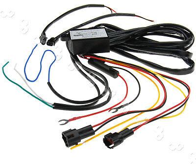 Multifunctional Led Daytime Running Light Harness Controller Dc 12v