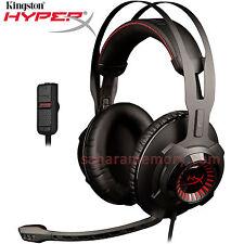 Headset Kingston HyperX Cloud Revolver HX-HSCR-BK/AS Earphon Microphone Gaming