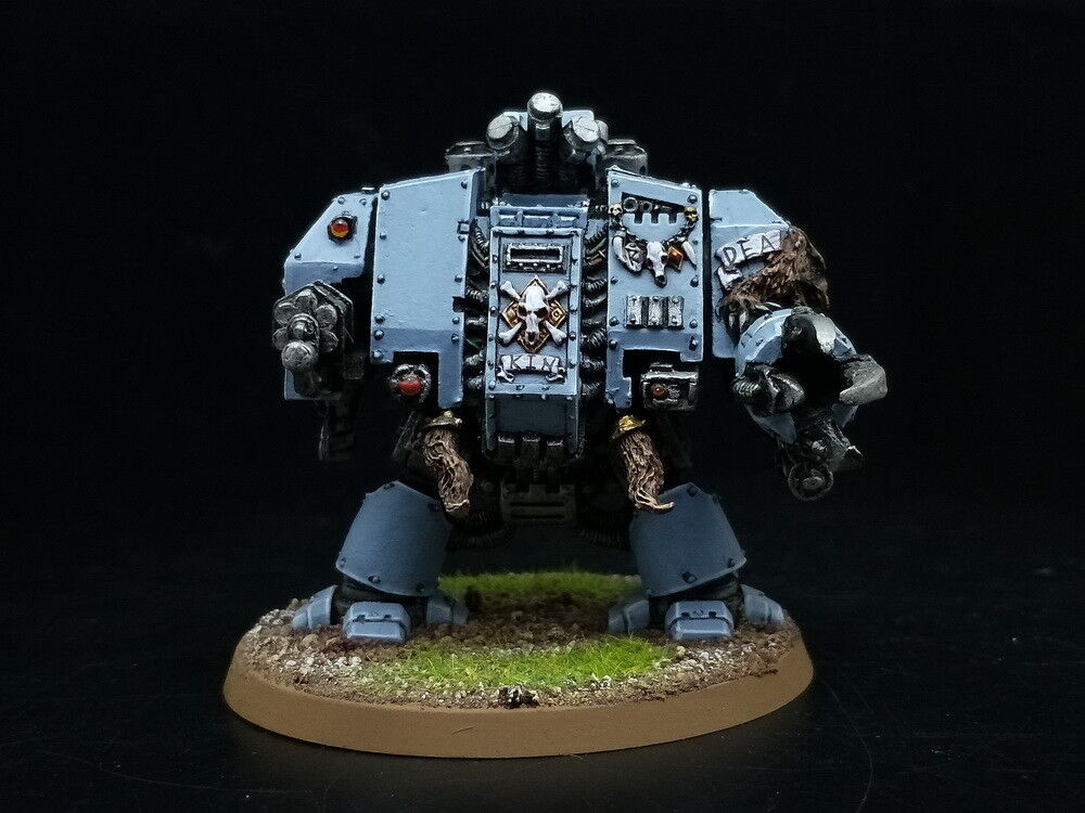 25mm Warhammer 40K DPS Painted Space Wovels Bjorn the Fell-Handed AP4719