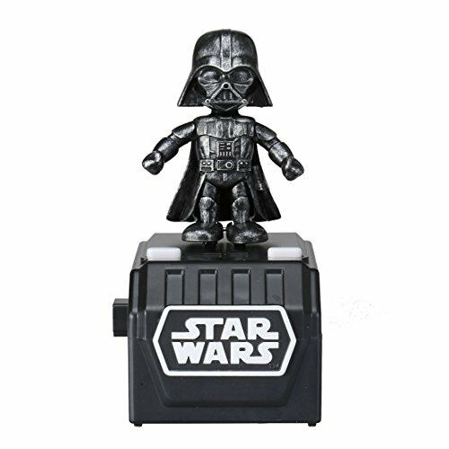 Figure STAR WARS SPACE OPERA METALLIC DARTH VADER Electric March Figure SB