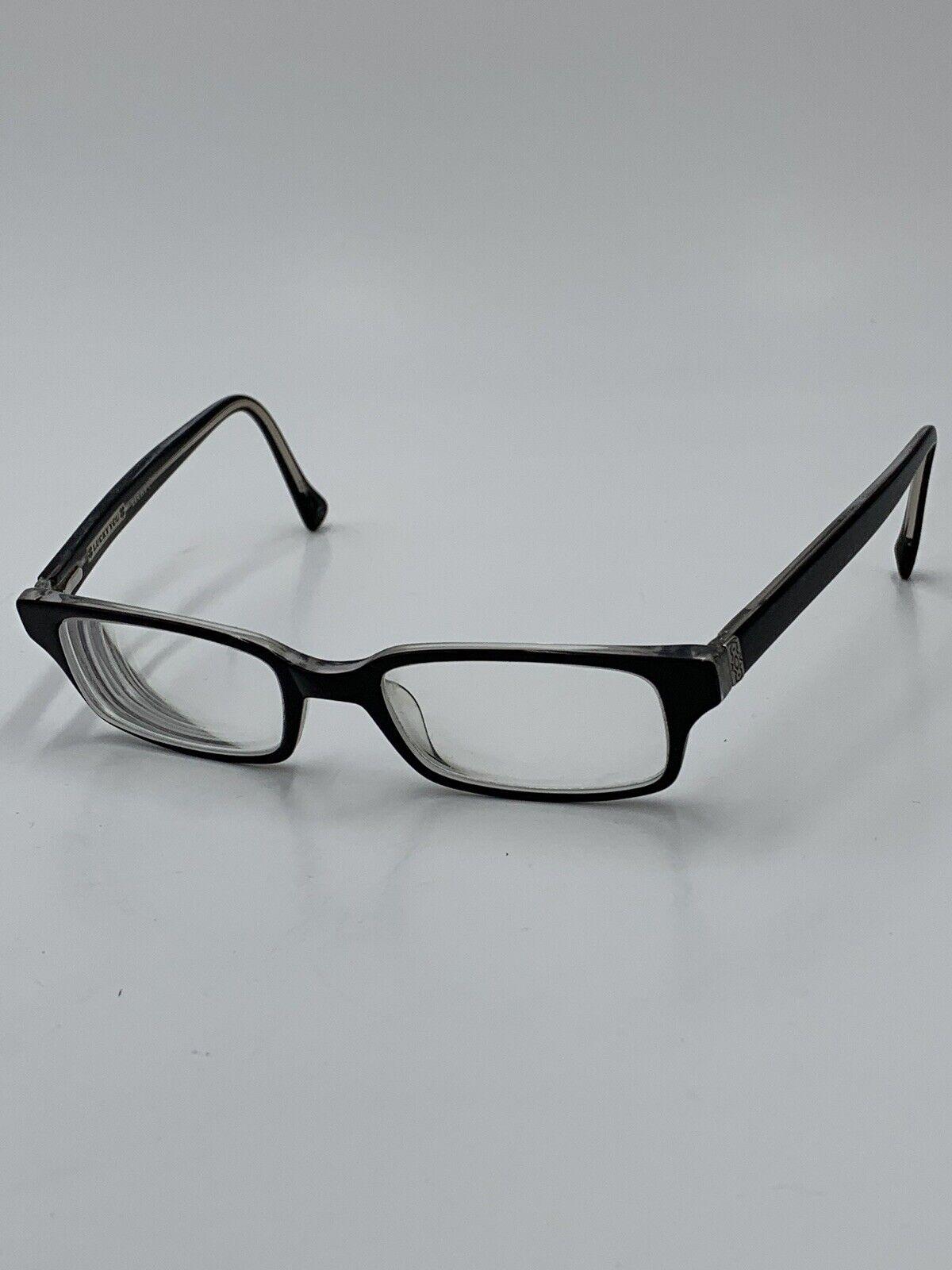 LUCKY BRAND Lucky You Black Eyeglasses Frames 49-18-140 Prescription Frames
