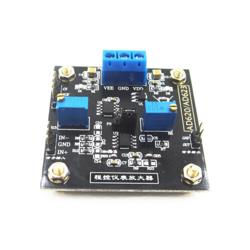 Details about  /AD620 Programmable Gain Amplifier Digital Potentiometer MCP41010 B2AE