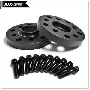 2x15mm  5x100 5x112 57.1 hubcentric wheel spacers for VW golf Jetta Audi A4 S4
