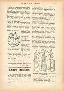 Chars Magnétiques & Boussoles Chine/Saint Wulfram de Sens GRAVURE OLD PRINT 1908 - France - Magnetic Tanks & Compasses China / Saint Vulfran de Sens France Article Complet ANTIQUE PRINT GRAVURE 100 % DÉPOQUE 1908 PORT GRATUIT EUROPE A PARTIR DE 4 OBJETS BUY 4 ITEMS AND EUROPE SHIPPING IS FREE Il s'agit d'un fragment de page originale a - France