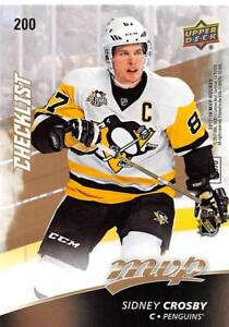 2017-18-Upper-Deck-MVP-Puzzle-Back-Hockey-Cards-Pick-From-List