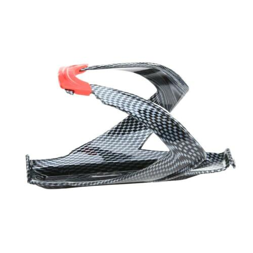 Carbon Fiber Road Bicycle Bike Cycling Water Bottle Holder Rack Cage