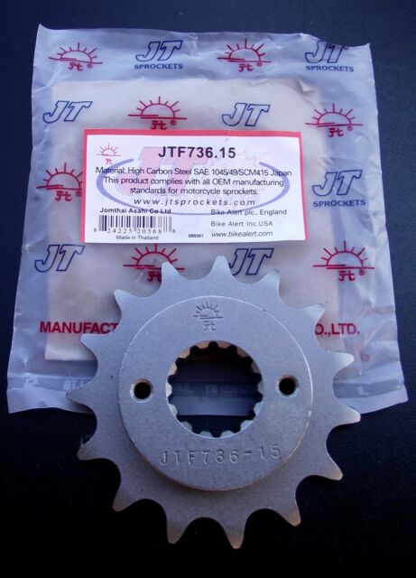 Ritzel Supersport Umbau 520T  15Z  Ducati  998 999 1000 1098 1099 1100 1198 1199
