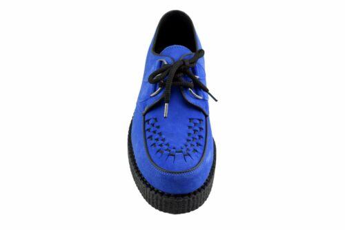 acciaio Scarpe Anello sole scamosciata a pelle da Scarpe basso Sc400z6 in con rampanti blu D in terra tq7H7BwcA