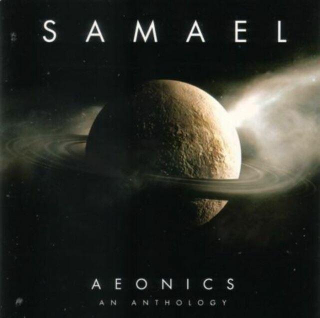 SAMAEL aeonics - an anthology (CD, compilation) black metal, industrial, 2007,