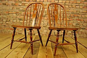 50er-Vintage-Esszimmer-Stuhl-Rockabilly-Mid-Century-60er-1-von-2