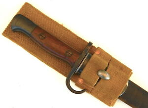Details about WW1 British / Australian SMLE Pattern 1907 Sword Bayonet –  ANZAC Hooked Quillon