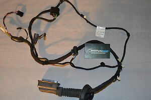 s l300 61129323481 bmw x5 f15 x6 f16 wiring harness door rear light door wiring harness at crackthecode.co