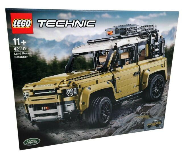 Lego Technic 42110 Land Rover Defender Auto 2019 Neu OVP