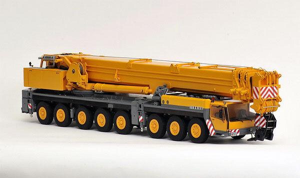 YCC 790 Liebherr LTM 1400 Hydraulic Mobile Crane Diecast 1 50 Latest Release MIB