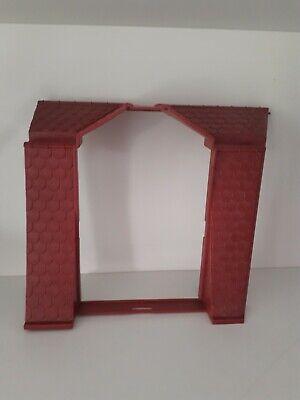 LEGO® 4 x 90195 Fenster 1 x 2 x 2 neu hellgrau 4642934 #BC04 Burgfenster