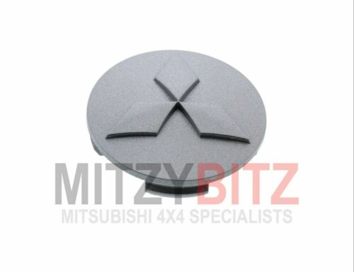 60MM ALLOY WHEEL CENTRE HUB CAP 4252A060 PAJERO SHOGUN V98W MK4 3.2 DiD 06-20