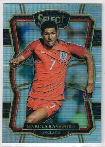 Panini SELECT SOCCER 2017-2018 ☆ SILVER PARALLEL ☆ Mezzanine Cards #101 to #200