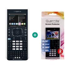 TI Nspire CX Taschenrechner Grafikrechner + Displayschutzfolie