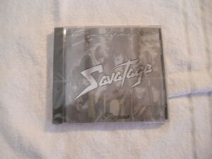 "Savatage ""Dungeons are calling"" Silver Anniversary cd 2002 New Sealed - Italia - Savatage ""Dungeons are calling"" Silver Anniversary cd 2002 New Sealed - Italia"
