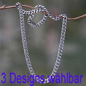 im Angebot ac837 1543a Details zu Edelstahl Herrenkette massiv Panzerkette Kette Königskette  Halskette Herren