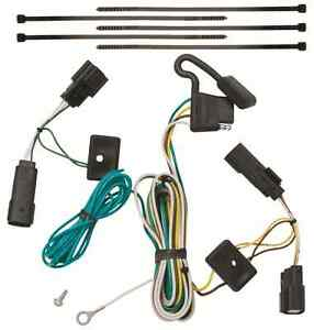 [XOTG_4463]  Trailer Wiring Harness Kit For 09-20 Ford Flex All Styles Plug & Play T-One  NEW | eBay | Ford Trailer Wiring Harness Kit |  | eBay