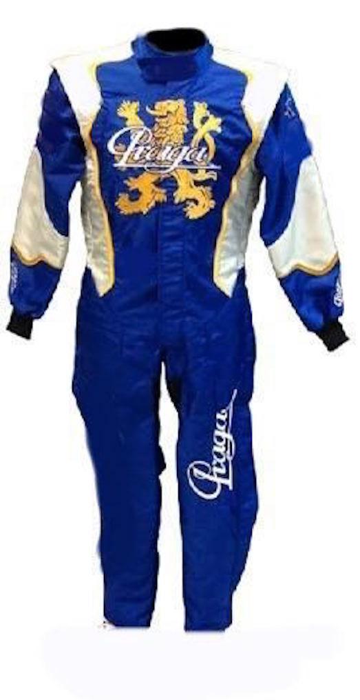 Praga Kart race suit CIK FIA Level 2 (Free gifts)
