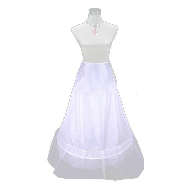 Wedding DRESS Petticoat/Bridal Hoop Crinoline/Prom Underskirt/Fancy Skirt S-XL