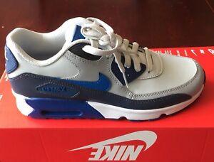 Dettagli su Nike Max 90 essenziale Air Scarpe Da Ginnastica Tg UK 6 EUR 40 Marrone AJ1285 202 mostra il titolo originale