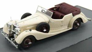 MATRIX SCALE MODELS 1/43 ALVIS   4.3litre CROSS & ELLIS TOURER SPIDER 1938   ...