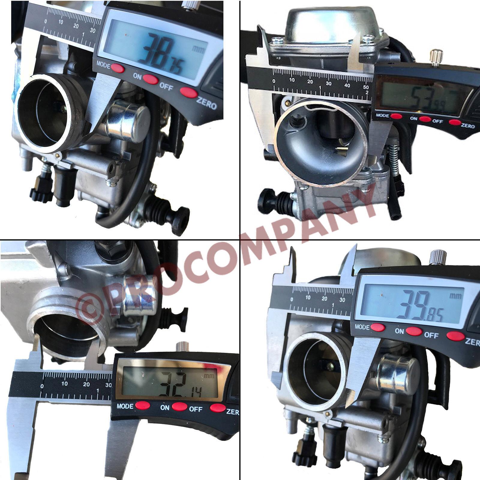 CARBURETOR FOR HONDA OEM 16100-HN0-A02 450 TRX450S FOREMAN 1998 1999 2000 2001