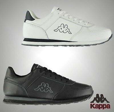 Mens  Kappa  Stylish Lace Up Trainers  Size 7-12